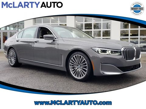 Pre-Owned 2020 BMW 7 SERIES 740I SEDAN