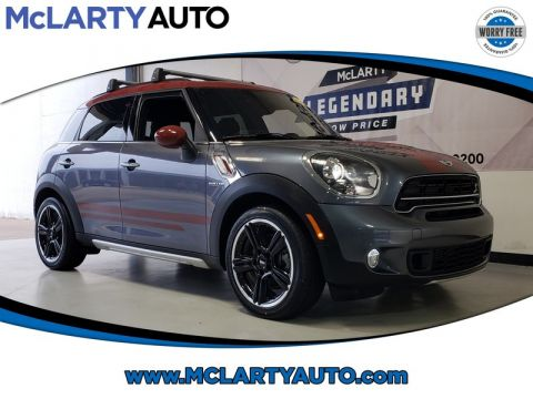 Pre-Owned 2016 MINI COOPER COUNTRYMAN FWD 4DR S