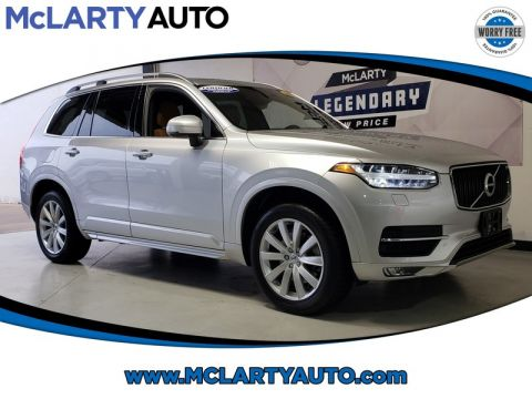 Pre-Owned 2018 VOLVO XC90 T6 AWD 7-PASSENGER MOMENTUM